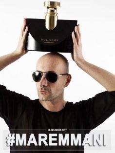 Alessio, giornalista e fashion designer