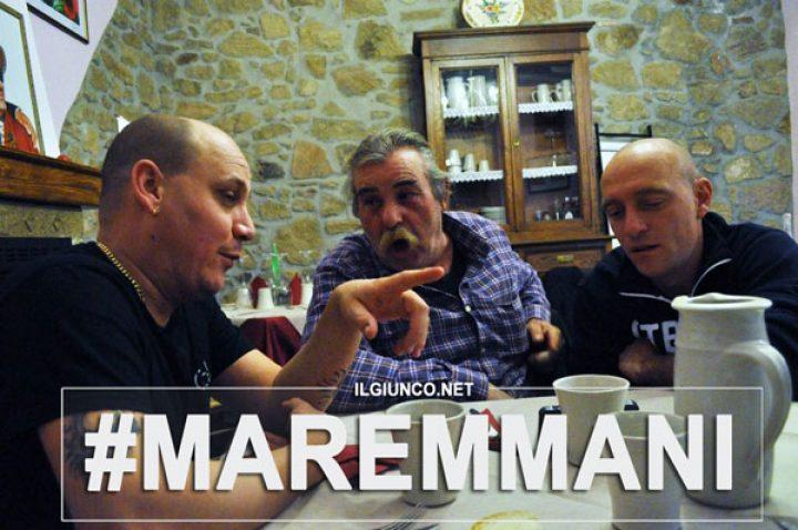 Lorenzo, Roberto e Gerri, i coristi di Roccatederighi